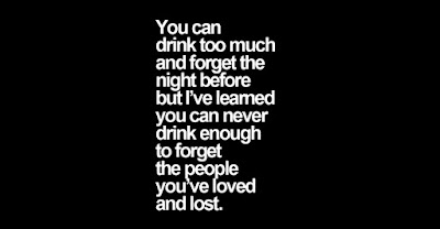 You can never forget.. www.quotes.com