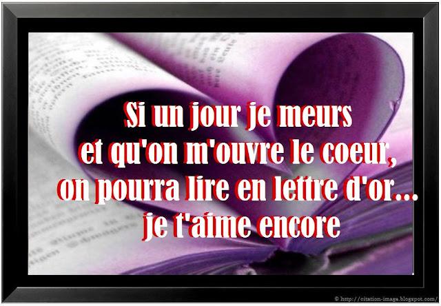 Citation d amour saint valentin 2013 en image