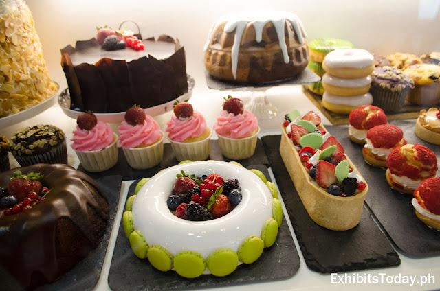 Cakes at Innobake