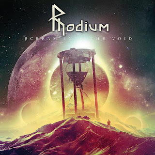 "Ο δίσκος των Rhodium ""Scream Into the Void"""
