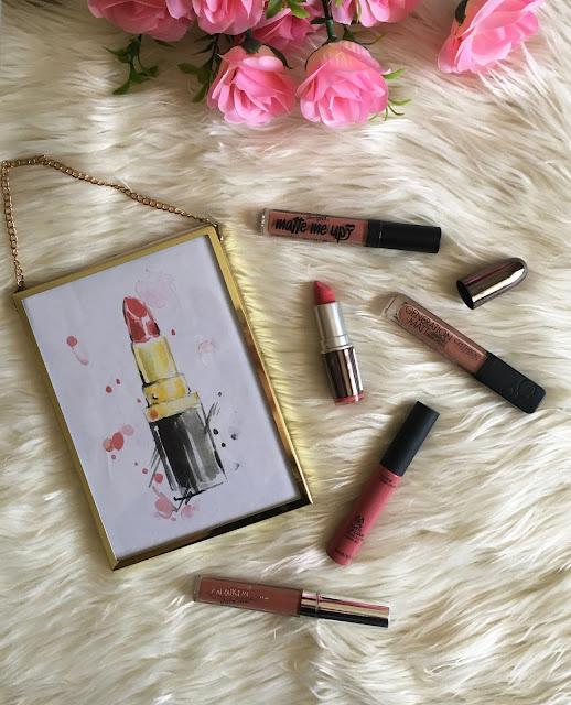 Top 5 Lipsticks for Spring