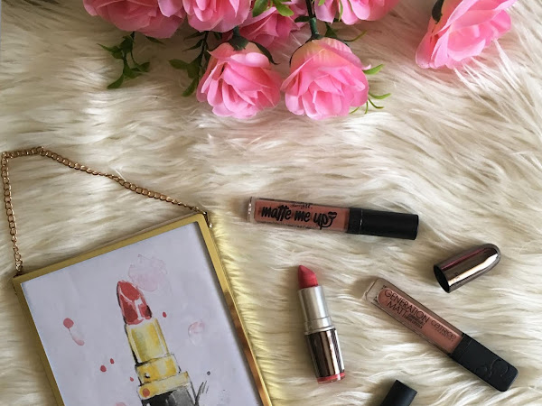 Top 5 Lipsticks for Spring