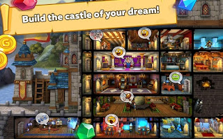Free Download Hustle Castle Fantasy Kingdom MOD APK 1.2.0