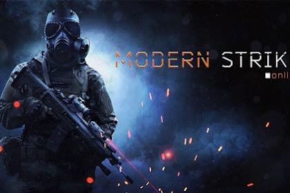Download Modern Strike Online Mod Apk v1.25.4 (Unlimited Ammo)