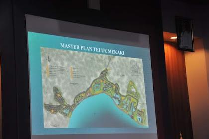 Teluk Mekaki Potensinya Sudah Lama Tidur , Wings Group Akan Bangun Hotel dan Villa di Teluk Mekaki