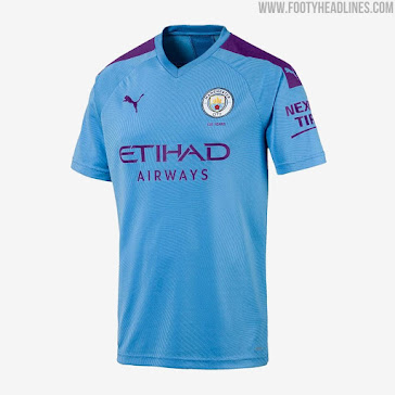 Manchester City 21-22 Home, Away & Third Kit Colors Leaked - Footy ...