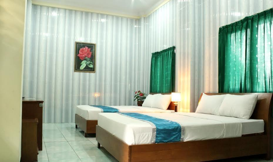 Gajah Mada Hotel Hall & Restaurant Ponorogo - Booking Murah- Review Hotel