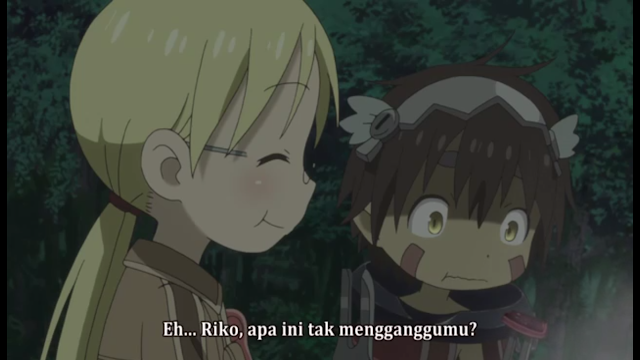 Made in Abyss Episode 05 Subtitle Indonesia