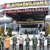 Pangkogabwilhan-I Resmikan Markas Komando Kogabwilhan-I di Tanjung Pinang