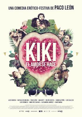 """Poster de """"Kiki, el amor se hace"""""""