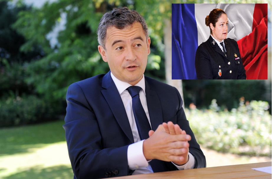 .Pour Gérald Darmanin, la gendarme Mélanie Lemée est «décédée à cause d'un simple chauffard!»