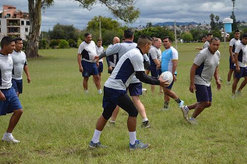 1º Entrenamiento de rugby militar en Salta