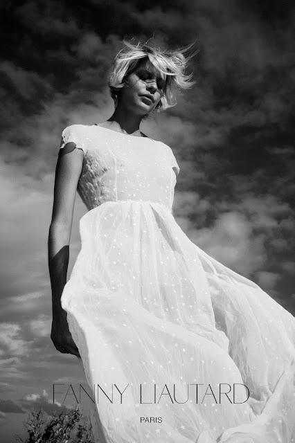 FANNY LIAUTARD nouvelles collection robes de mariée Paris