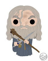 Toy Fair 2017 Funko Lord of the Rings Pops