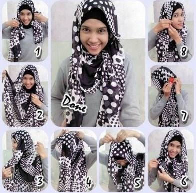 Hijab Pashmina Modis