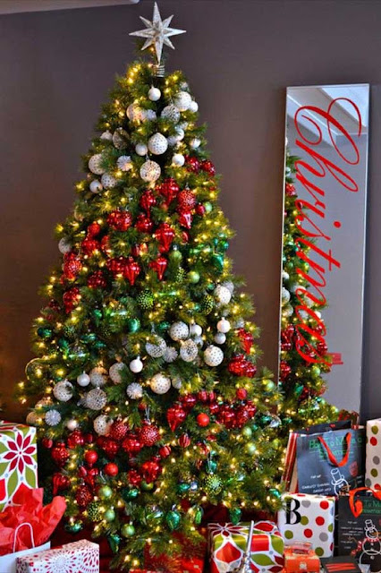 Christmas Tree Decorations Picture