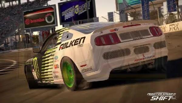 لعبة Need for Speed Shift للكمبيوتر