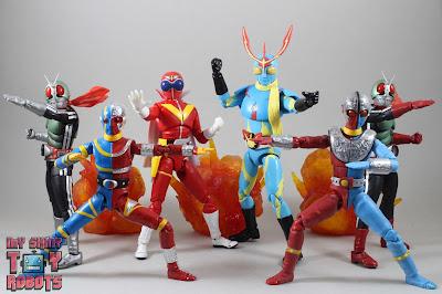Hero Action Figure Inazuman 35