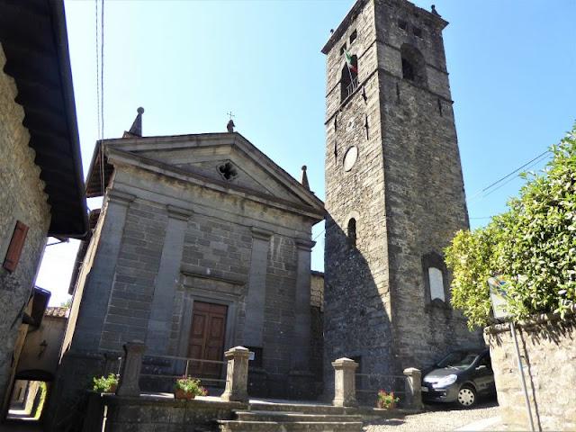 Chiesa San Martino Sillicagnana Garfagnana