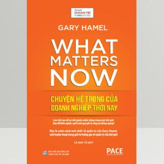 Chuyện Hệ Trọng Của Doanh Nghiệp Thời Nay - (What Matters Now) ebook PDF EPUB AWZ3 PRC MOBI