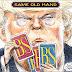 USA - Cartoon - Trump's Words, Daily