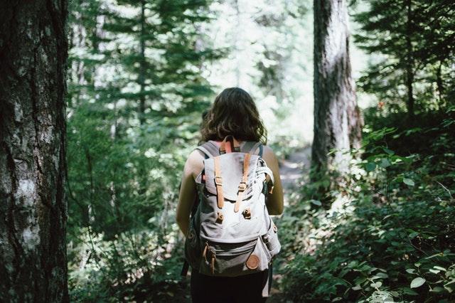 """Sobre a """"coragem"""" de viajar sozinha"""