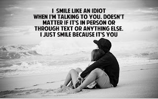 i smile like an idiot whatsapp dp and profile pic