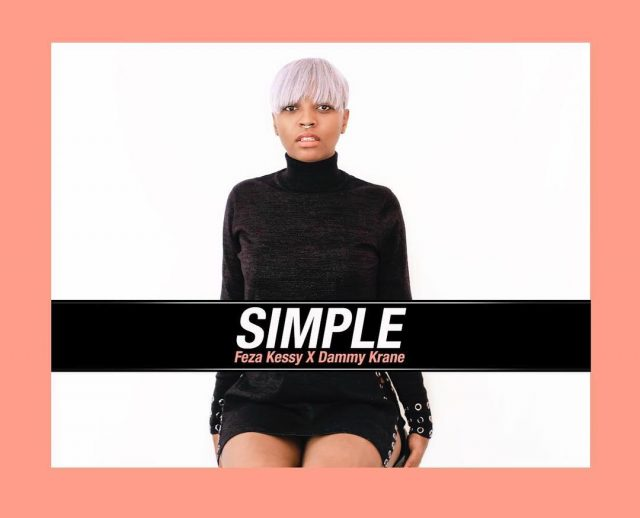 Image result for Feza Kessy ft Dammy Krane – SIMPLE.MP3