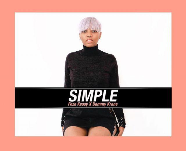Image result for Feza Kessy ft Dammy Krane – SIMPLE.MP3