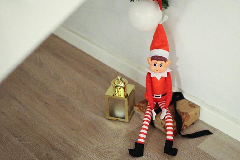elf on the shelf tonttu suomi ideat
