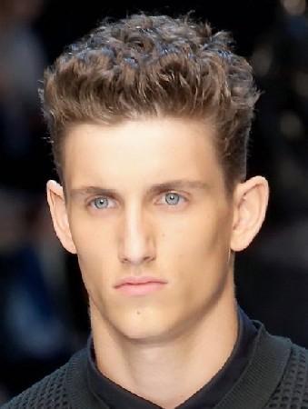 potongan rambut pria sesuai bentuk wajah