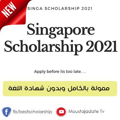 هااام جدا !! اكثر من 240 منحة تقدمها حكومة سنغافورة للطلاب الدوليين 2021 (ممولة بالكامل) لا تحتاج إلى تقديم IELTS / TOEFL وبدون حد اقصى للعمر