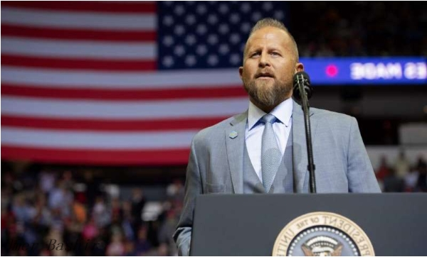 Trump turned campaign chief Brad Parscale into a major shake-up