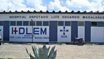 Em crise, Hospital Regional Deputado Luís Eduardo Magalhães pode fechar as portas em Mairi