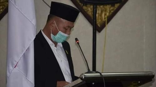 DPRD Padang Sepakati KUPA-PPAS Perubahan APBD 2021, Terjadi Penurunan Pendapatan