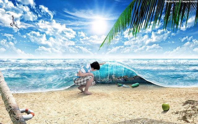 Da cosa vengono inquinate le acque del nostro pianeta?