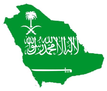 أصمم شكلاً يتضمن خارطة وطني (المملكة العربية السعودية) ، علم وطني ، شعار وطني .