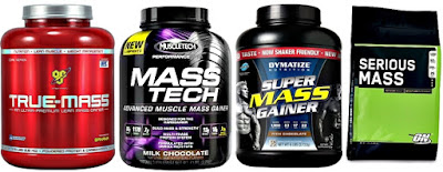 Masa muscular mass gainers