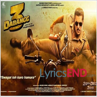 Dabangg 3 All Song Lyrics Hindi Movie [2019]