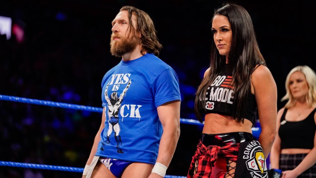 Bryan Danielson comenta sobre uma possível ida de Brie Bella para a AEW
