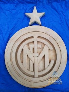 Ornamen Inter Milan