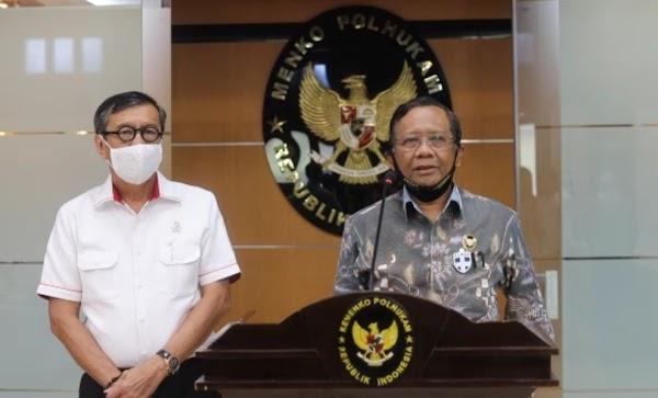 SBY Yakin Nama Mahfud Md hingga Yasonna Cuma Dicatut di Isu Kudeta PD