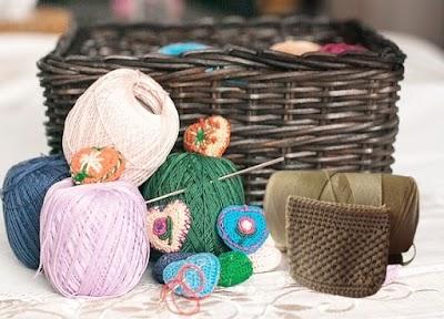 57 Estuches, Monederos, Bolsitos a crochet para el Instituto