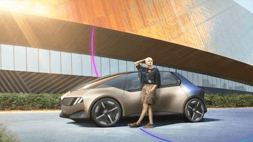 BMW i Vision Rundschreiben
