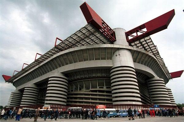 Stadion San Siro, Milan