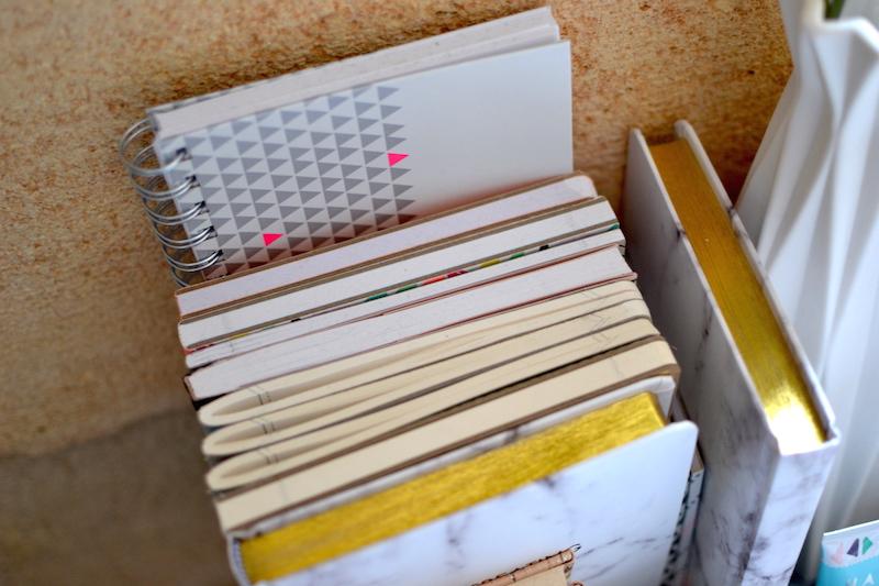collection de carnet
