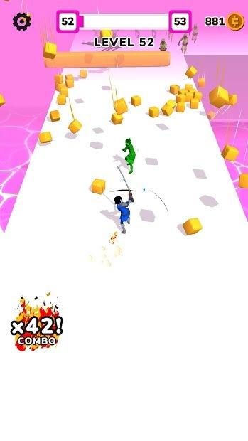 Crowd Master 3D Hileli APK - Para Hileli APK
