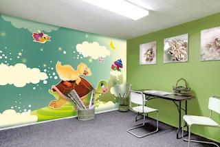 Kids Wallpaper For Walls