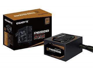GIGABYTE GP-P650B 650-Watt Power Supply