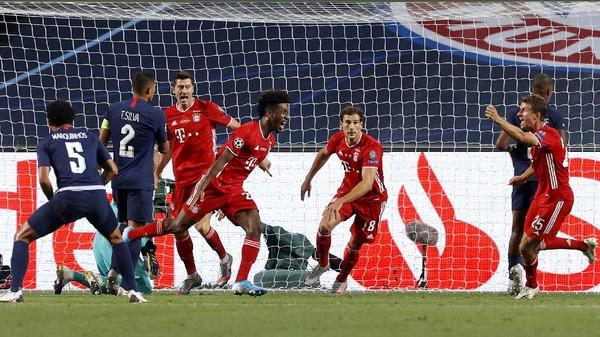 Bayern Munich Enam Kali Juara Liga Champion